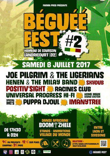 Béguéé Fest #2