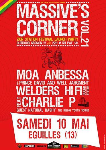 Massive's Corner Vol.21