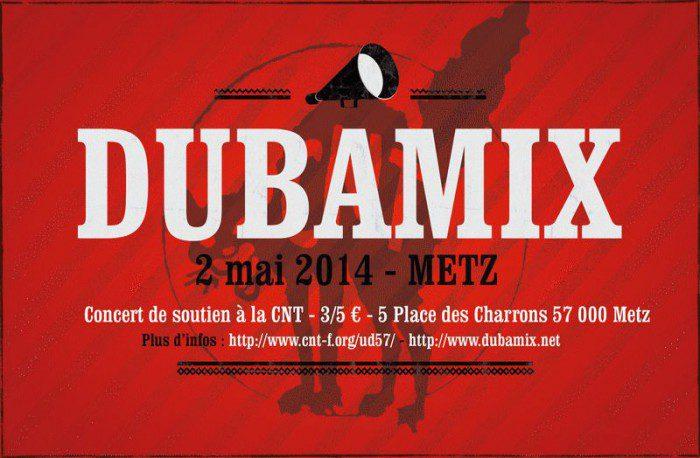DUBAMIX Live @ Metz
