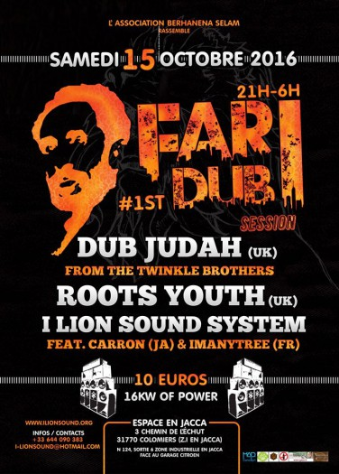 Far I Dub Session 1st