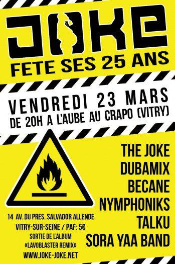 Dubamix & Joke Release Party