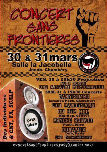 Concert Sans Frontières