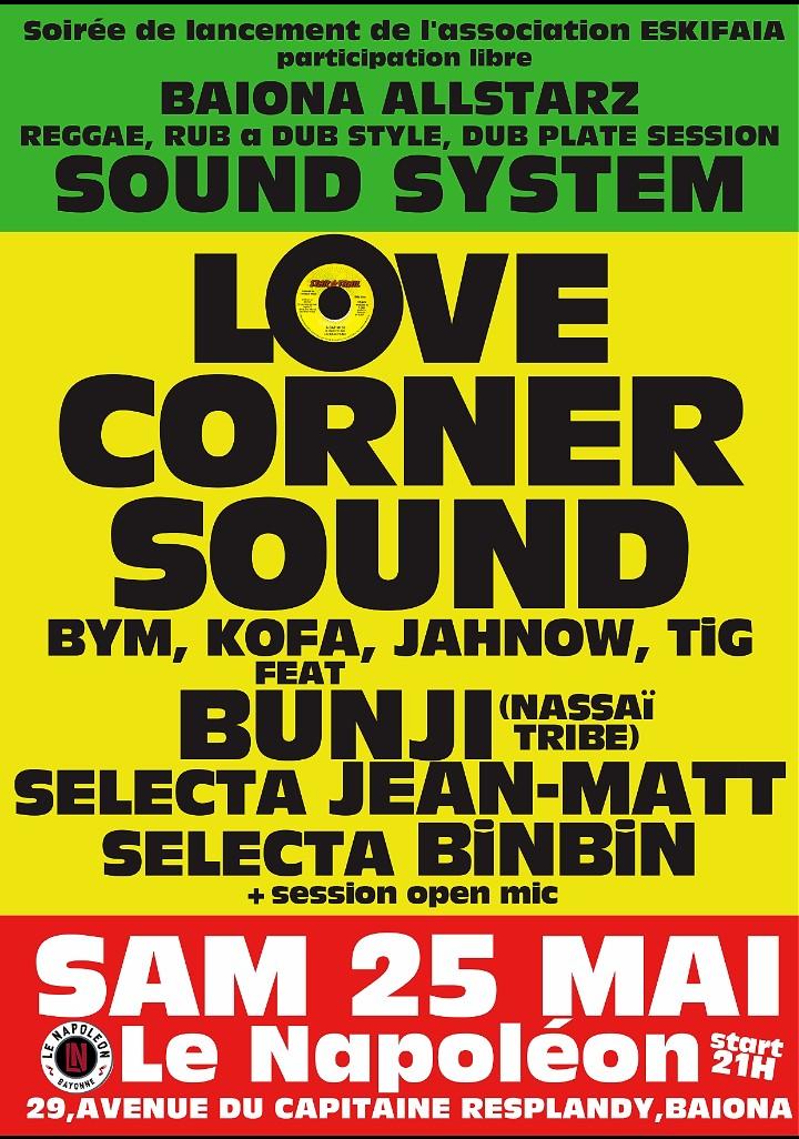Love Corner Sound