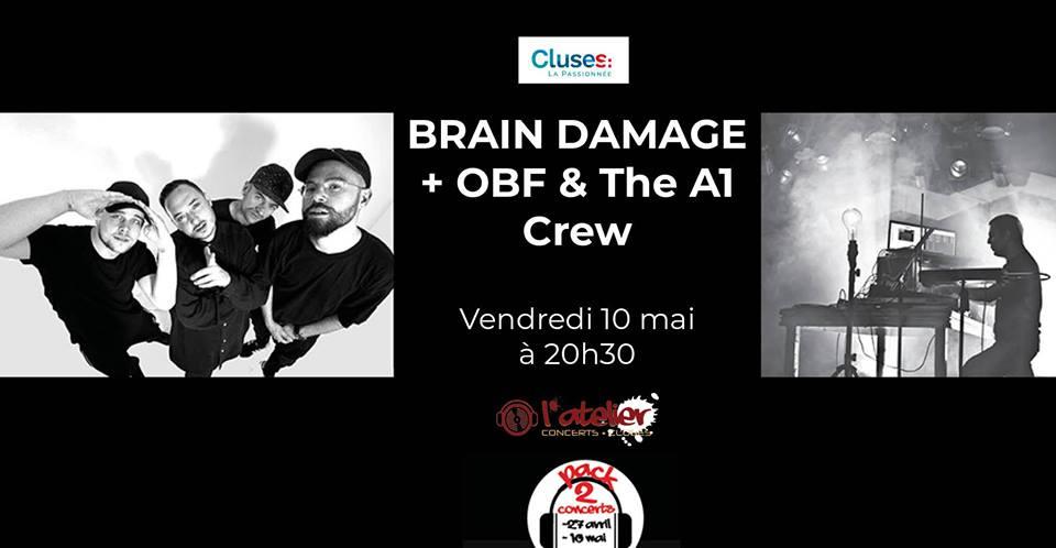 Brain Damage + OBF & A1