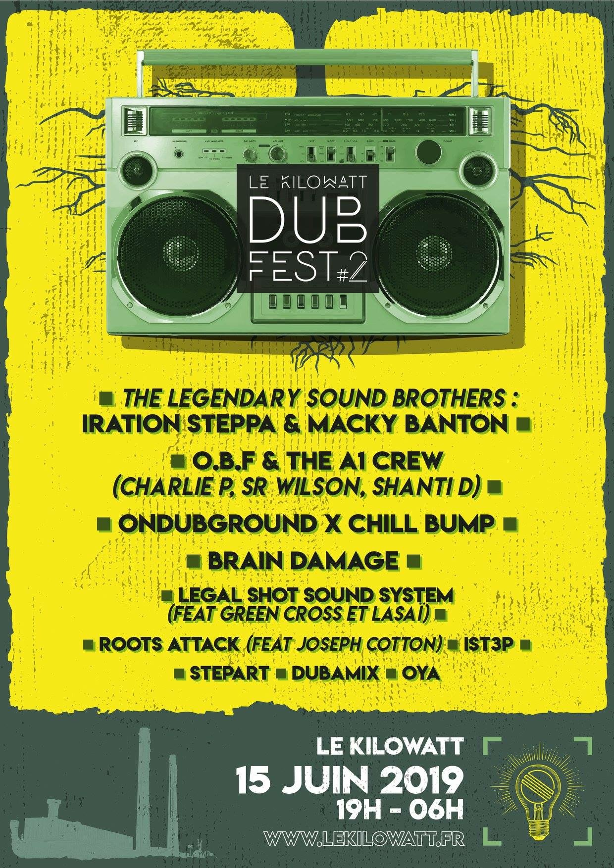 Kilowatt Dub Festival #2