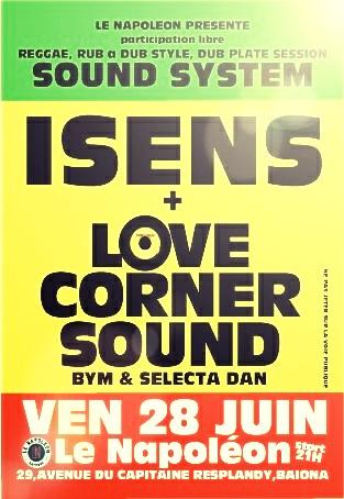 Love Corner feat ISEns