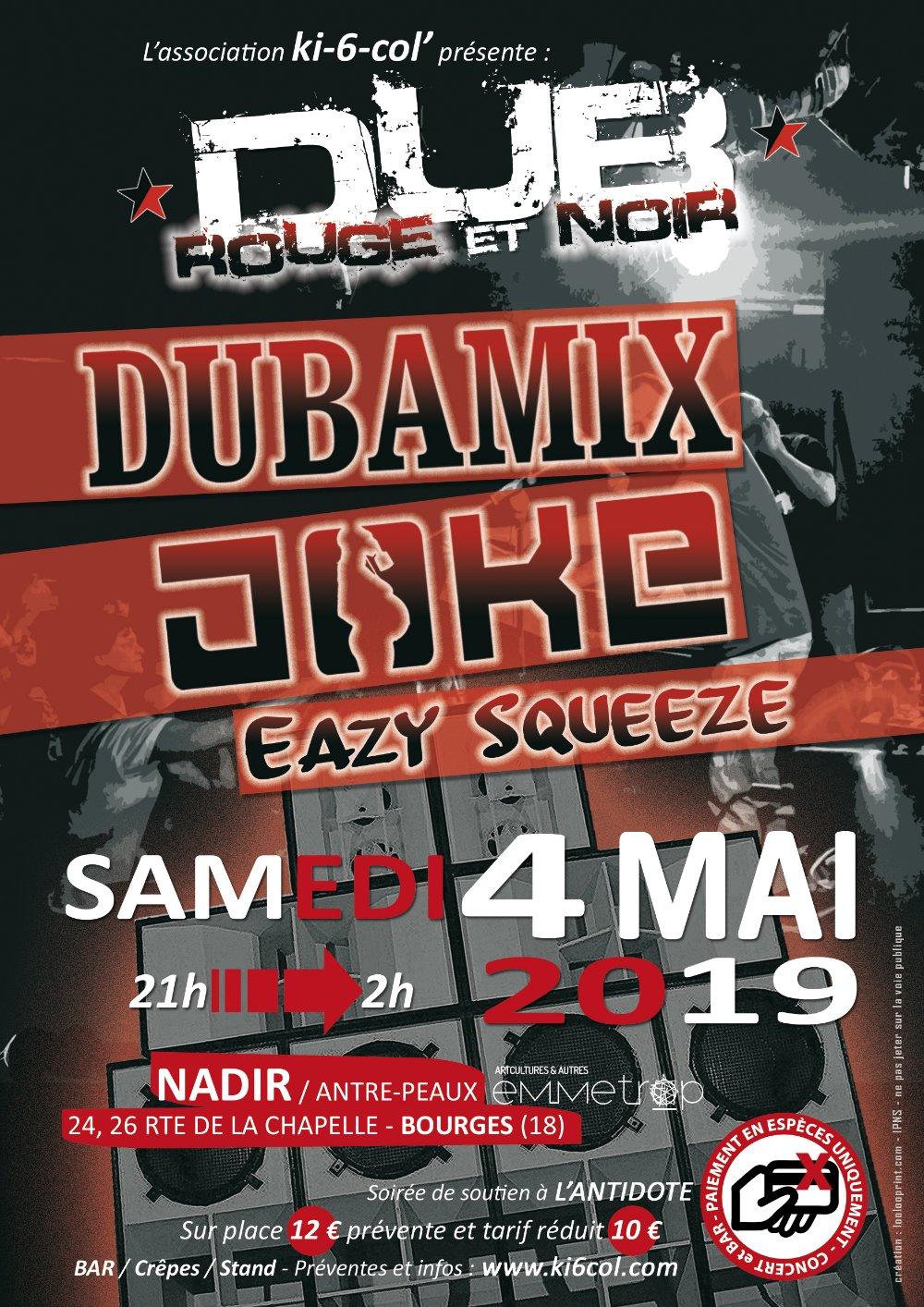 Dubamix x Joke + Easy Squezze