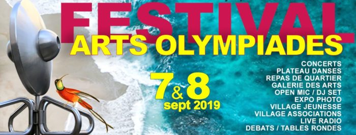 Dubamix au Festival Arts Olympiades
