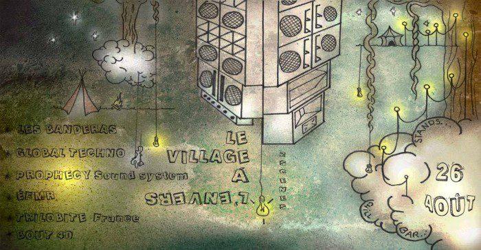 Le Village à l'envers #1