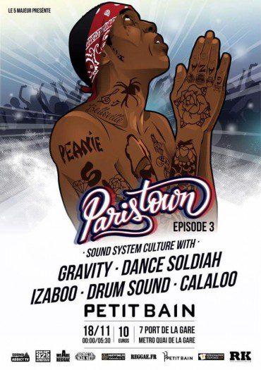 Paristown : Episode 3