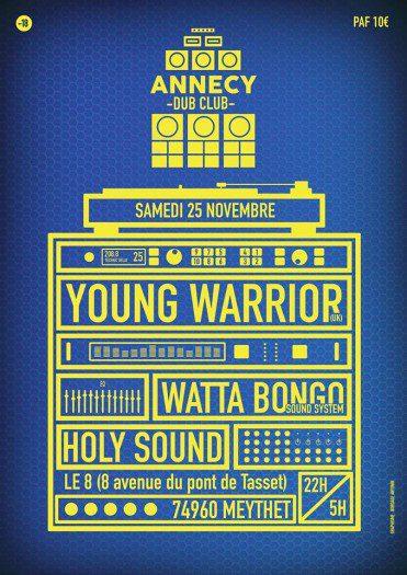 Annecy Dub-Club #5