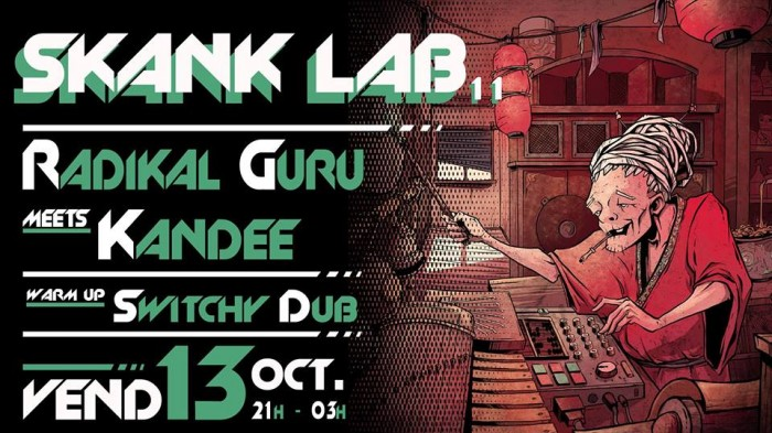 Skank Lab #11