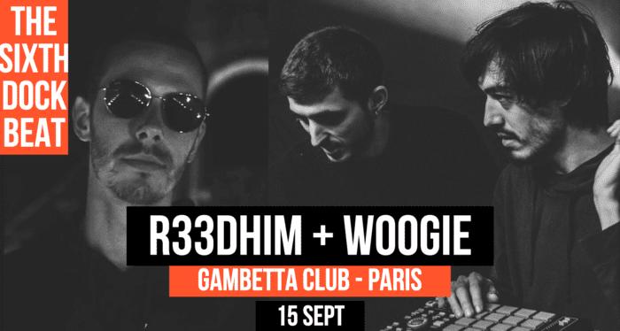 TSD Beat Live @ Gambetta Club