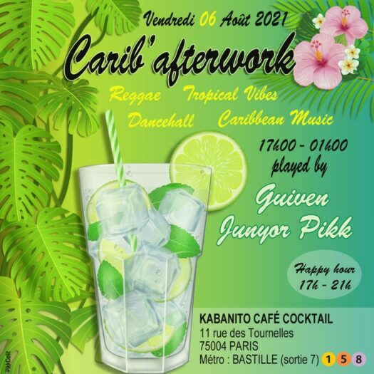 Carib'afterwork