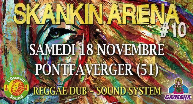 Skankin Arena #10