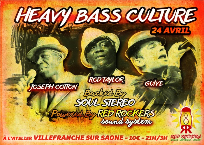 Heavy Bass Culture