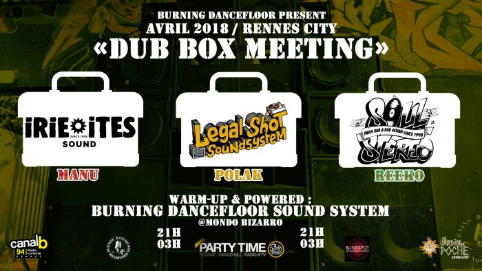 Dub Box Meeting #3