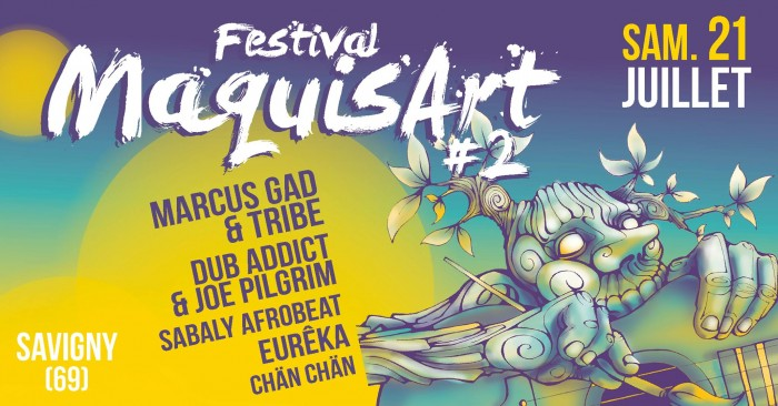 Festival Maquis'Art #2