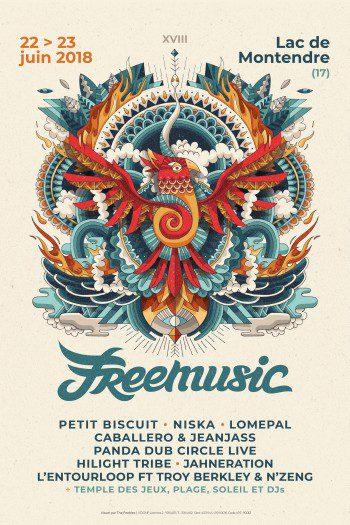 Free Music Festival 2018