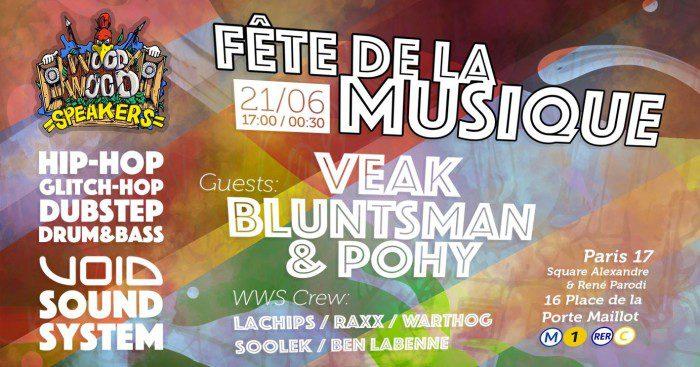 Fête de la Musique @ Paris XVII