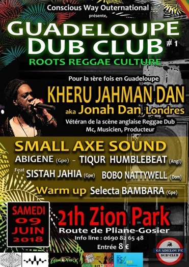 Guadeloupe Dub Club
