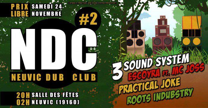 Neuvic Dub Club #2