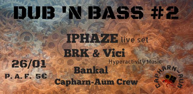 Capharn-Aüm Dub N'Bass #2