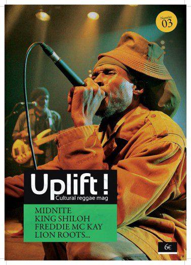 Uplift Cultural Reggae Mag - Numéro 3