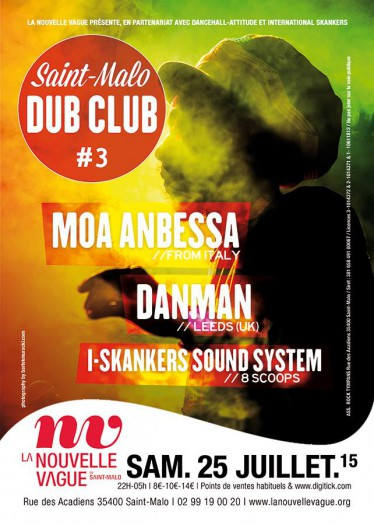 Saint Malo Dub Club #3