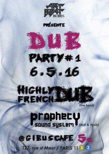 ArtBeat Dub Party #1