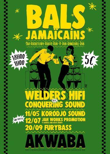 Bal Jamaicain #2