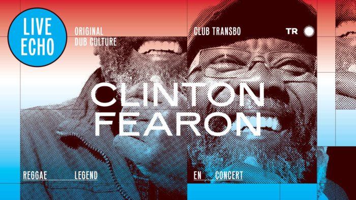 Live Echo : Clinton Fearon