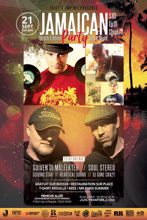 Culture Dub Show – 04 Octobre 2016 – Radio Pulsar