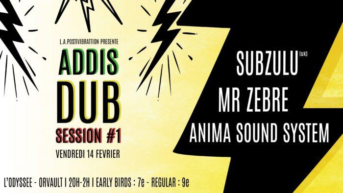 Addis Dub Session #1