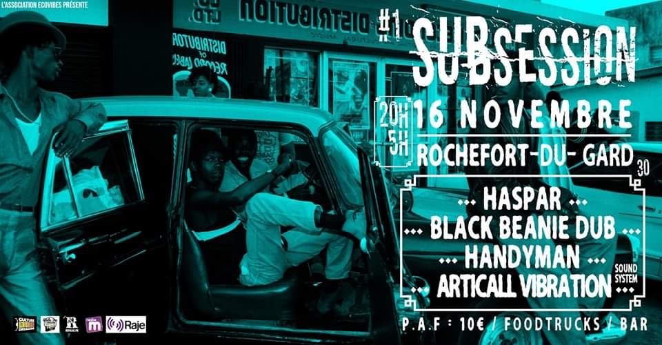 Subactive feat. Jah Screechy – Nah Vote Fi Dem – 7″ Superfly Studio SF028