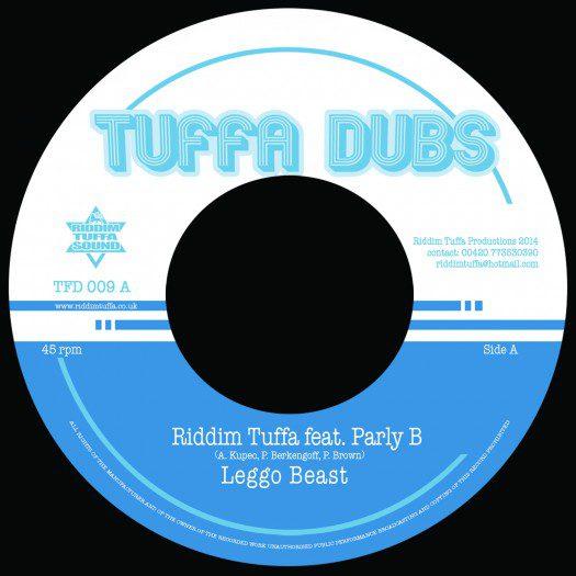 Riddim Tuffa ft. Parly B - Leggo Beast