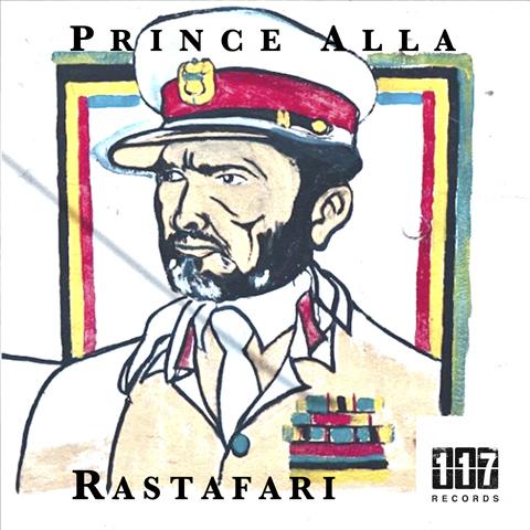 "Dubvisionist feat Prince Alla - 7"" 11-7 Records"