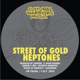 7inch Cultural Warriors Music CW7026