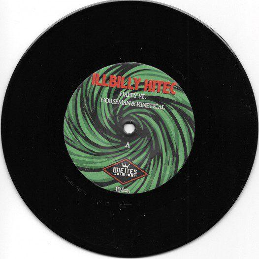 7inch Irie Ites Music IIM025