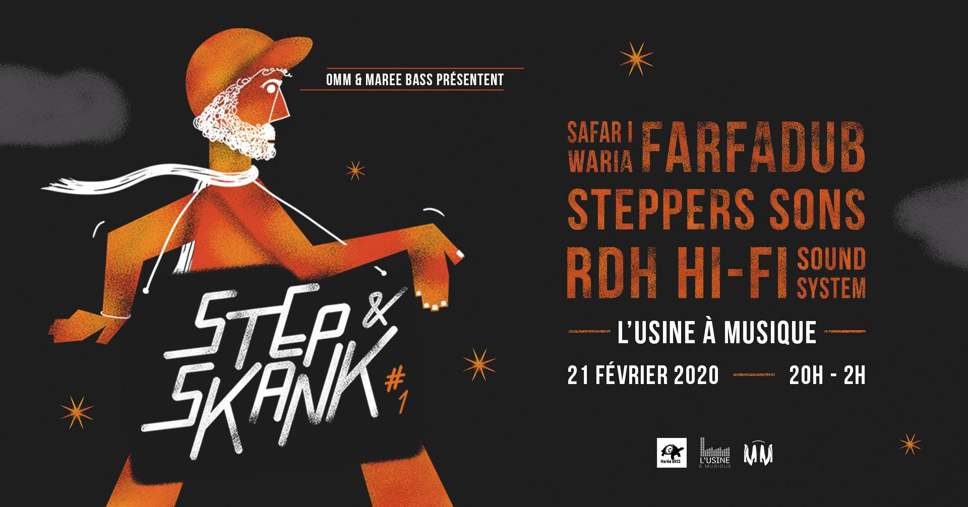 Forward Bass Culture Festival #1 – Les Docks de Paris – 22 et 23 Novembre 2019