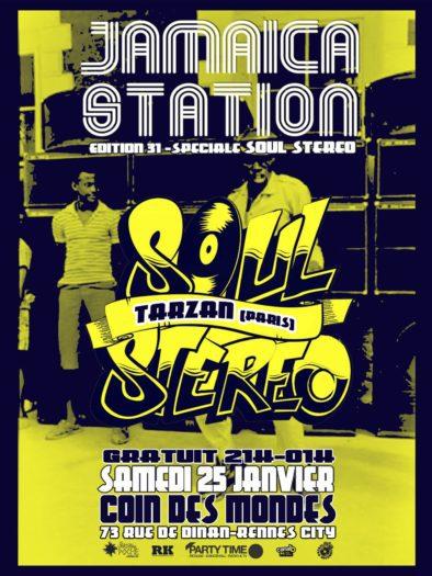 Jamaïca Station #31