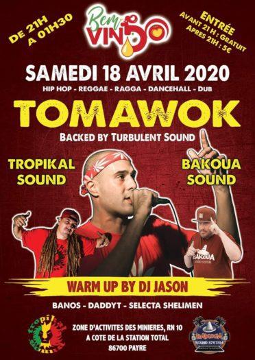 Tomawok / Turbulent Sound