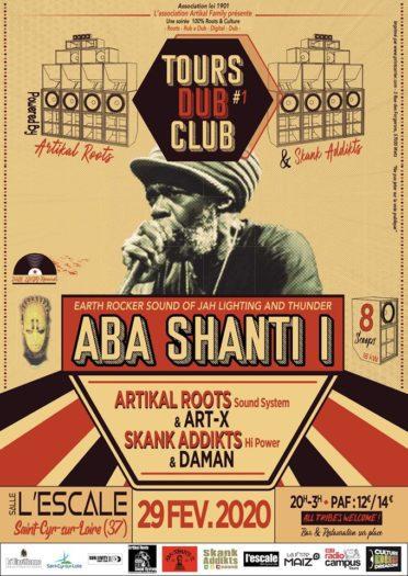 Tours Dub Club #1