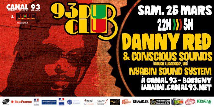 93 Dub Club - 25 03 2017