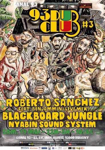 93 Dub Club #3