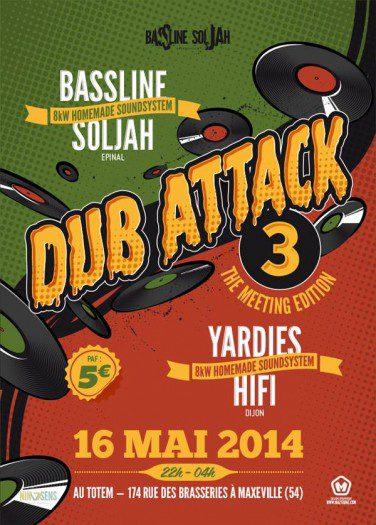 Dub Attack #3