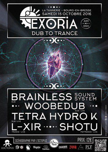 Exoria Dub To Trance