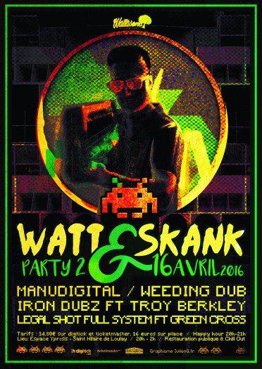 Watt&Skank Party 2