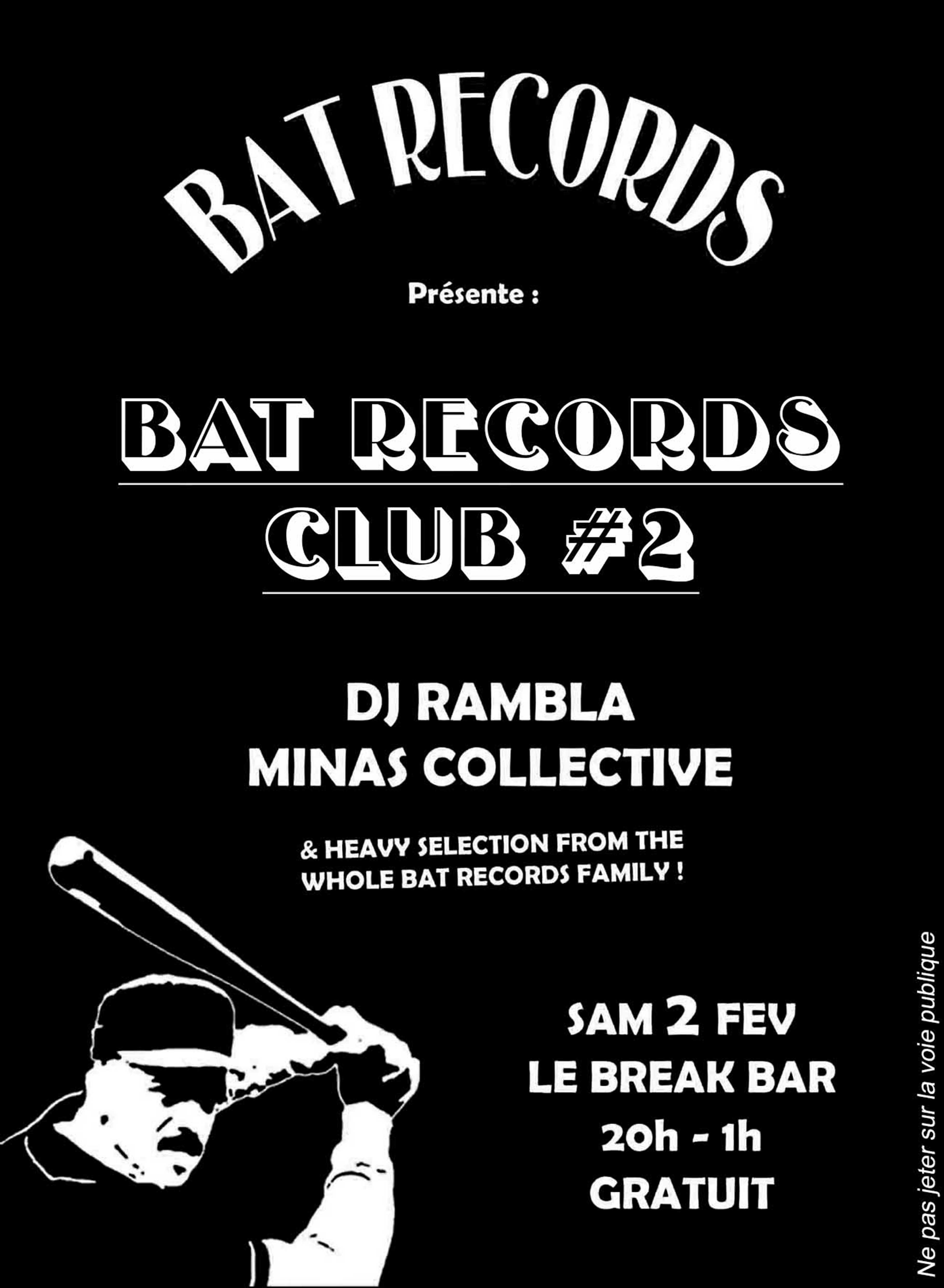 Bat Records Club #2