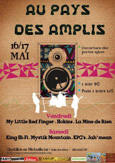 """Festival """"Au Pays des Amplis"""""""